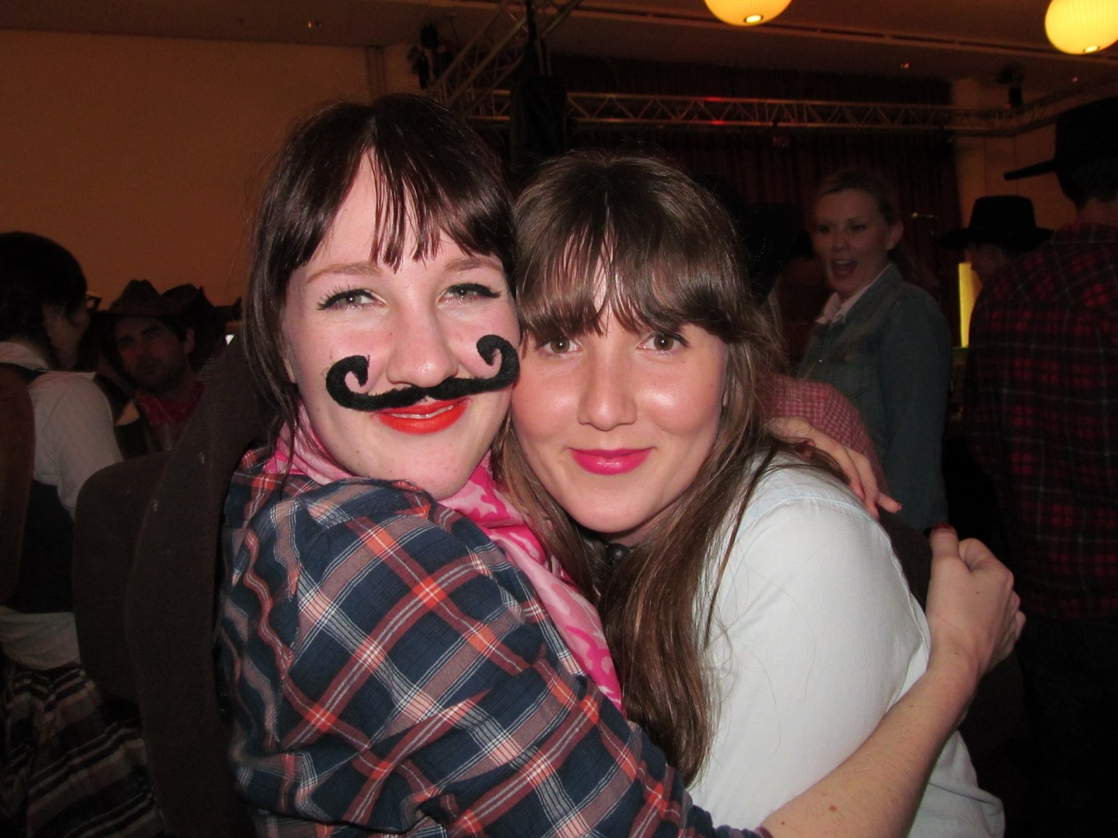 MAC Lady Danger and Girl About Town