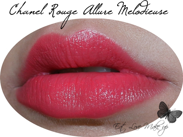 Chanel Rouge Allure Luminous Intense 136 Mélodieuse