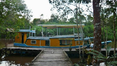 Perahu Klotok