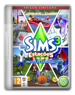 The Sims 3 Estaes PC Full CRACKED (2012)