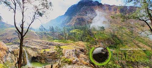 Gunung Sangkereang, Nusa Tenggara Barat