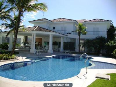 mansão,neymar,Quintal, piscina