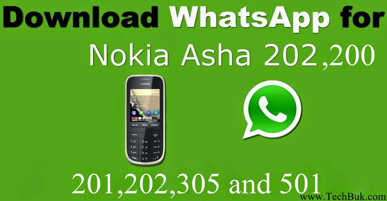Nokia asha 305 whatsapp mobile9