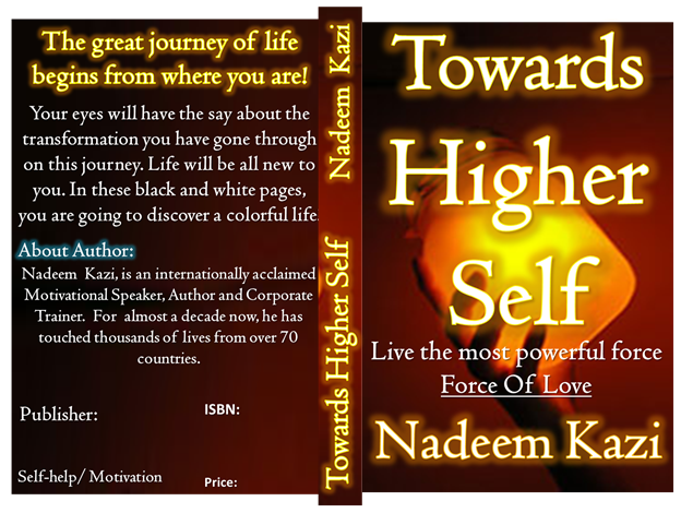 Self-help Books, Inspirational Books, Motivational Books, Nadeem Kazi