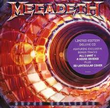 Capa do álbum Megadeth – Super Collider (Deluxe Edition) (2013)