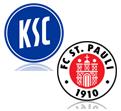 Karlsruher SC - FC St. Pauli