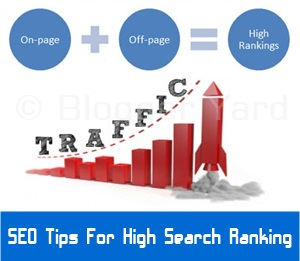 On-Page and Off-Page SEO Tips To Get High Search Ranking