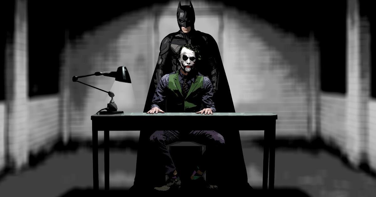Batman the Joker