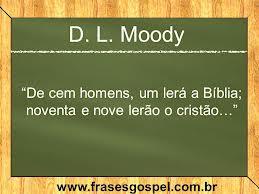 Enciclopédia Da Fé D L Moody O Maior Evangelista Depois Do Apóstolo