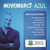 Município de Amparo inicia campanha Novembro Azul, Para a Promoção à Saúde do Homem