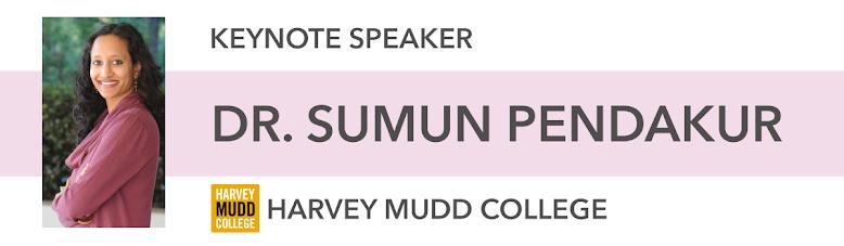 Keynote Speaker: Dr. Sumun Pendakur