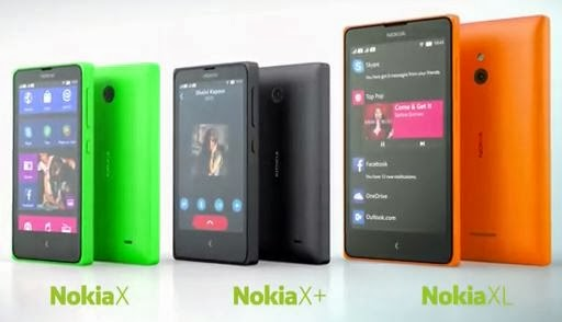 Are Nokia X, X+ & XL really Windroid and not Androids