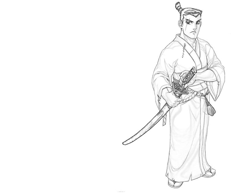 printable-samurai-jack-swordman_coloring-pages