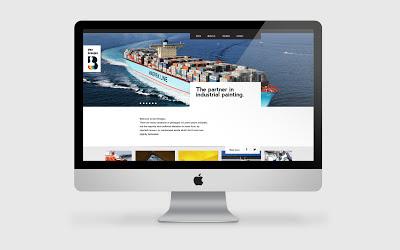 Den Breejen Website Design