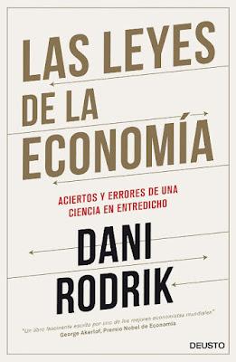 LIBRO - Las leyes de la economía Dani Rodrik (Deusto - 1 Marzo 2016) ECONOMIA | Edición papel & digital ebook kindle Comprar en Amazon España