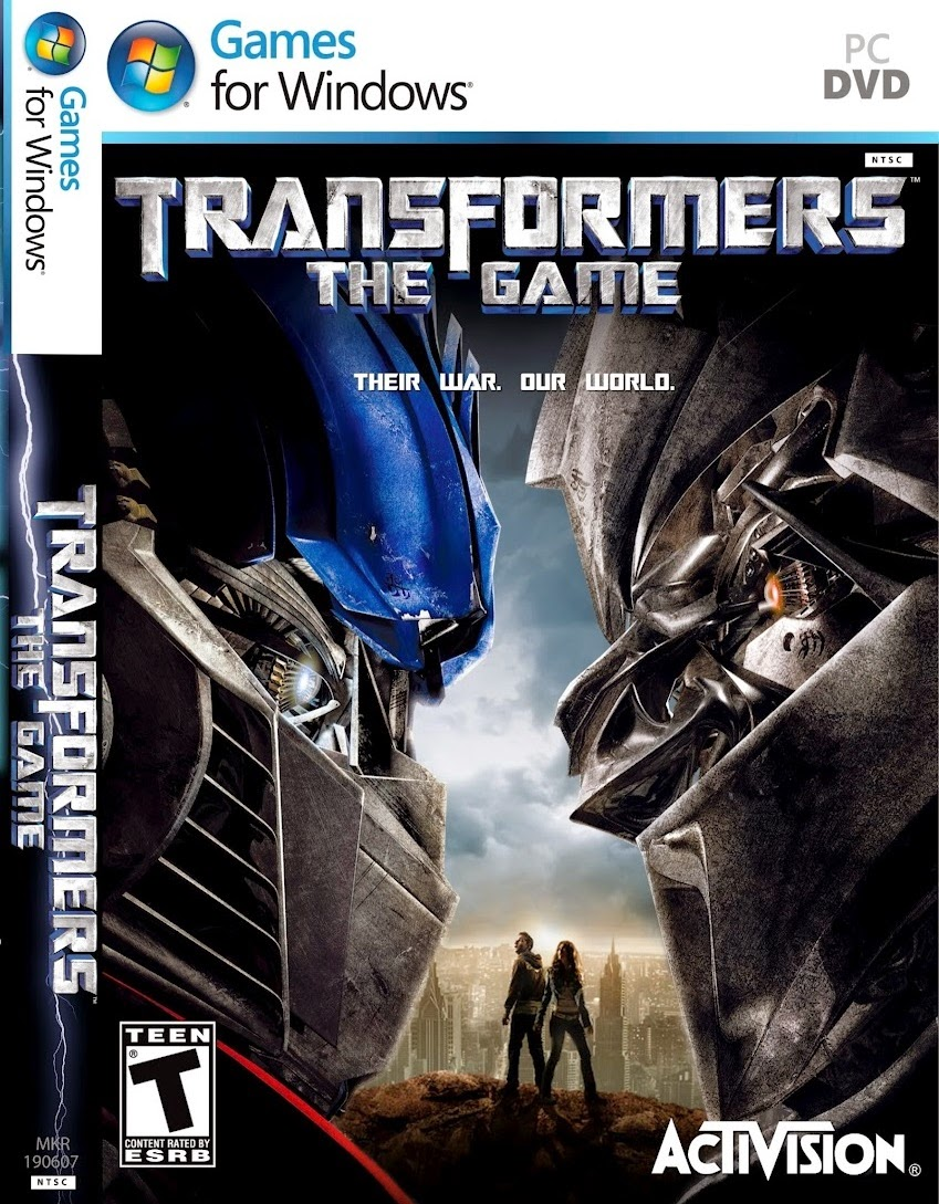 Transformers 2 Revenge Of The Fallen Free Download PC