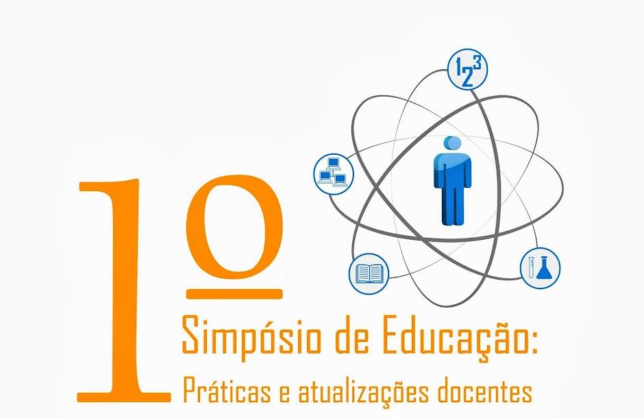Simpósio de Educação: Práticas e atualizações docentes