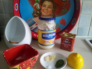 Homemade Alioli
