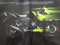 2012 TVS Apache RTR 160