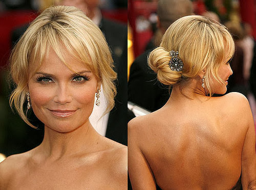 Bobs, Buns: Star Styles this Season