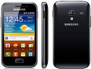 Flash Samsung Galaxy mini 2