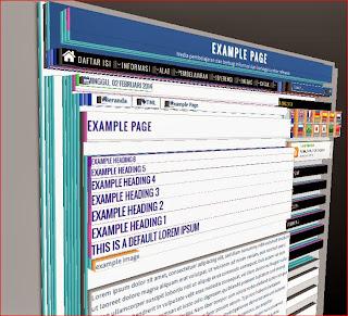 Example Page (Lorem Ipsum), Tentang Lorem Ipsum, Maksud Penggunaan Lorem Ipsum, Asal Muasal Lorem Ipsum, Ada banyak variasi tulisan Lorem Ipsum yang tersedia, tapi kebanyakan sudah mengalami perubahan bentuk, entah karena unsur humor atau kalimat yang diacak hingga nampak sangat tidak masuk akal. Jika anda ingin menggunakan tulisan Lorem Ipsum, anda harus yakin tidak ada bagian yang memalukan yang tersembunyi di tengah naskah tersebut. Semua generator Lorem Ipsum di internet cenderung untuk mengulang bagian-bagian tertentu. Karena itu inilah generator pertama yang sebenarnya di internet. Ia menggunakan kamus perbendaharaan yang terdiri dari 200 kata Latin, yang digabung dengan banyak contoh struktur kalimat untuk menghasilkan Lorem Ipsun yang nampak masuk akal. Karena itu Lorem Ipsun yang dihasilkan akan selalu bebas dari pengulangan, unsur humor yang sengaja dimasukkan, kata yang tidak sesuai dengan karakteristiknya dan lain sebagainya.