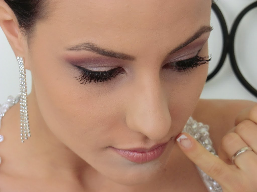 Estremamente Look Like A Model: Matrimonio 2014: trucco sposa e damigelle d  TO63