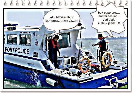 cara mencegah mabuk laut