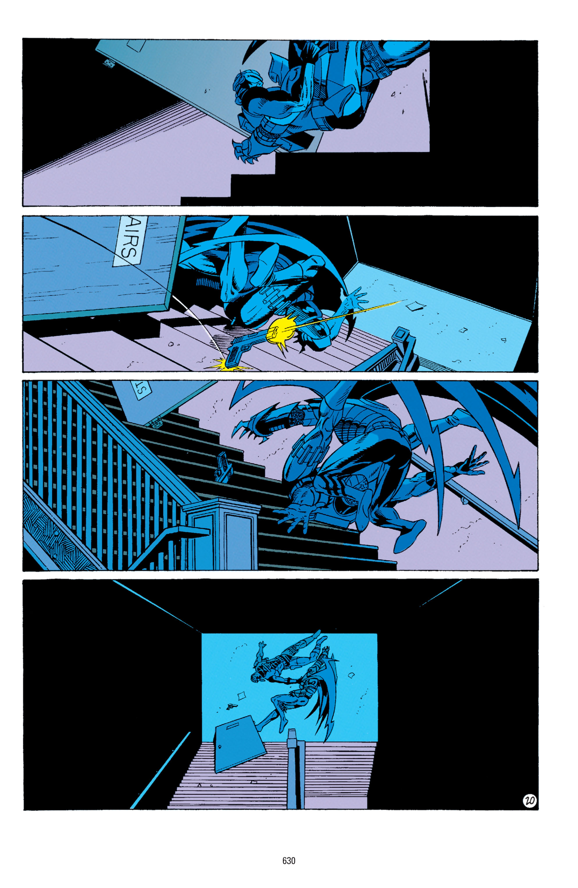 Detective Comics (1937) Issue #675 Page 20