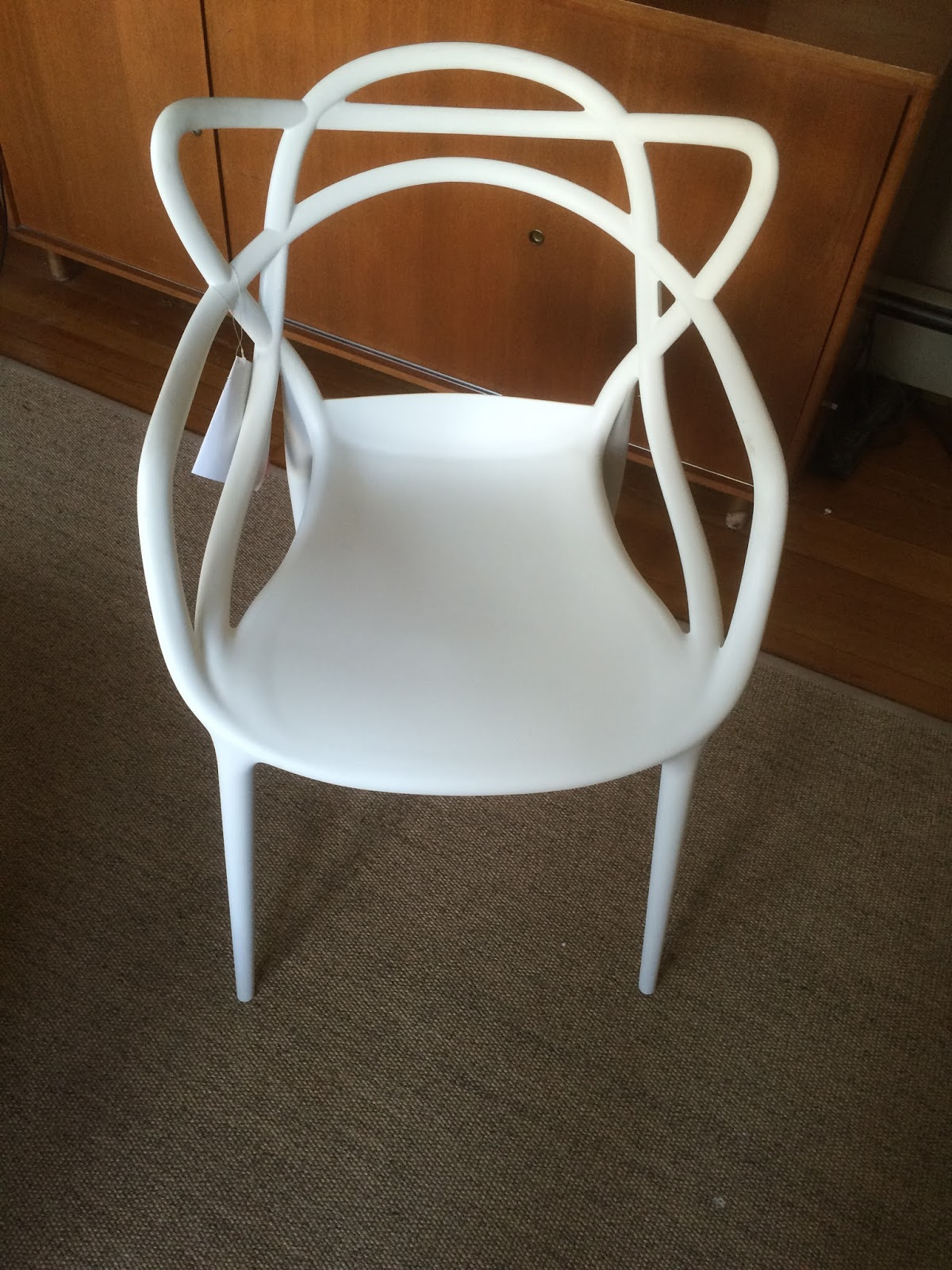BlandHaus Review The Masters Chair by Kartell Three chairs in one