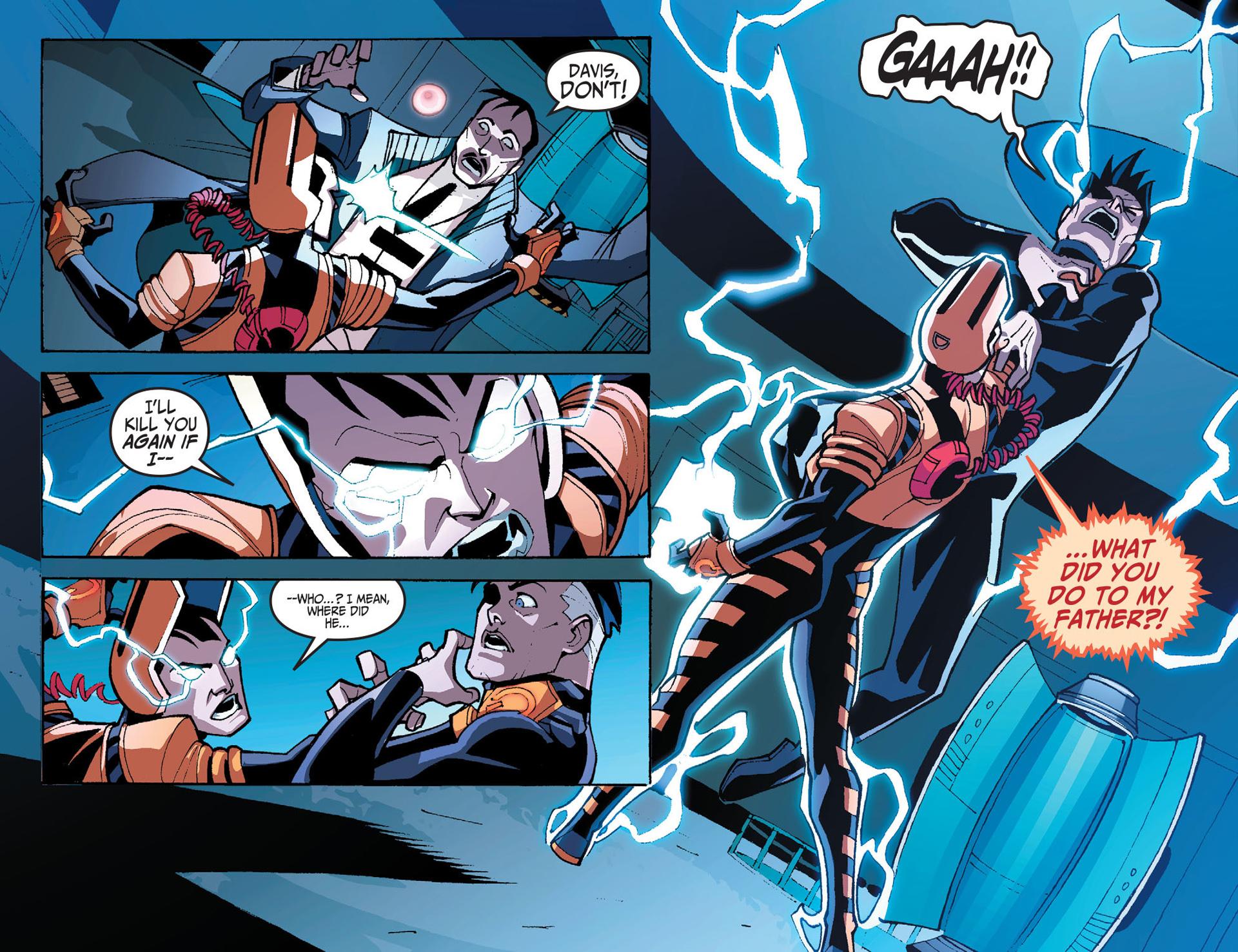 Batman Beyond 2.0 #8 #33 - English 14