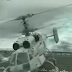 Chinese Ka-28 Helicopter Near Crash Landing on Type 054A Frigate