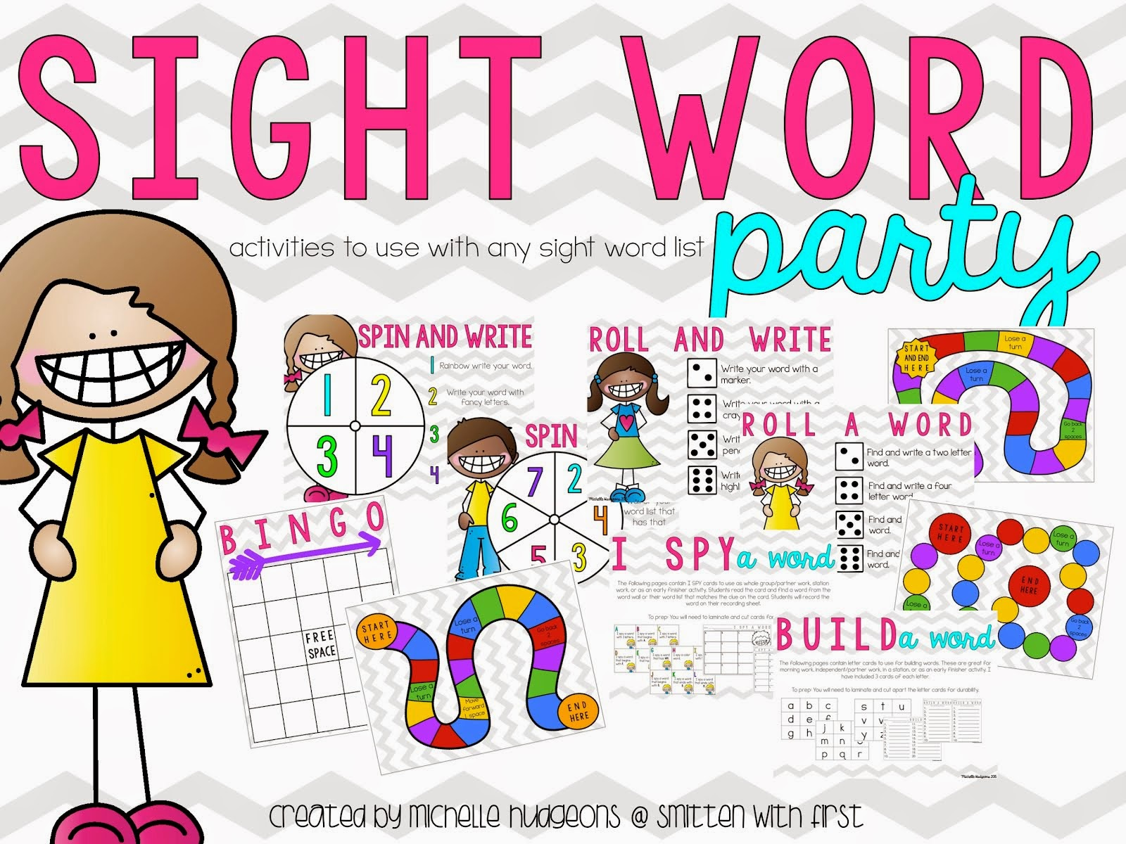 Sight Word Party