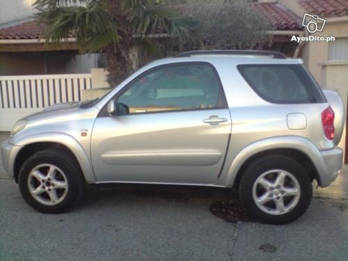 Toyota Rav4 2002, Automatic Transmission with selling price of PHP90
