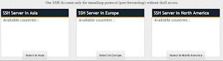 Cara Membuat Akun SHH Internet Gratis Tanpa Kuota Terbaru