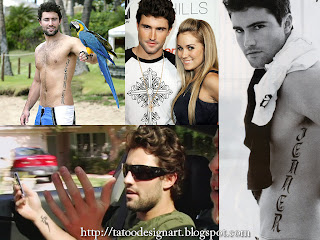Brody Jenner Tattoo Pictures - Male Celebrity Tattoo Ideas