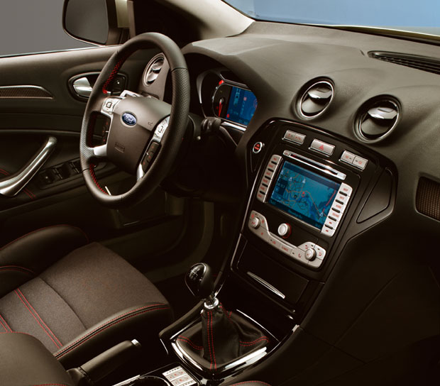 Ford mondeo 2010 for Interior ford mondeo