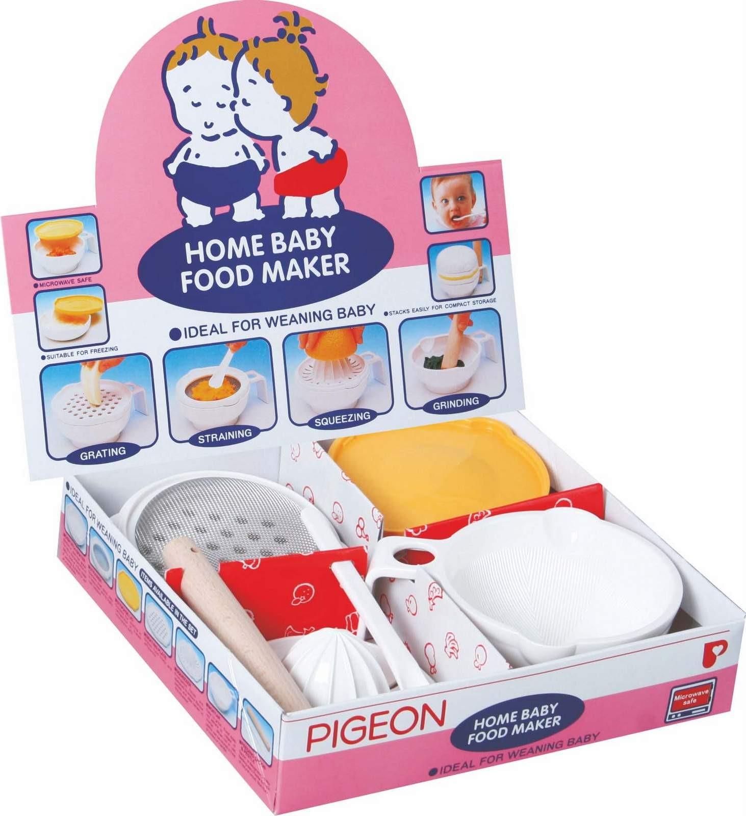 Leny Dewi Peralatan Perang Mpasi Homemade Baby Food Maker Pembuat Makan Bubur Saring Bayi Dalam Satu Set Itu Ada Tempat Makanan Memeras Buah Memarut Dan Menggerus