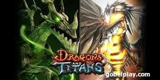 Free Download Dragons and Titans for Android | Cool MOBA Games
