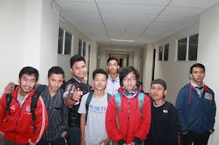 mahasiswa Unpam