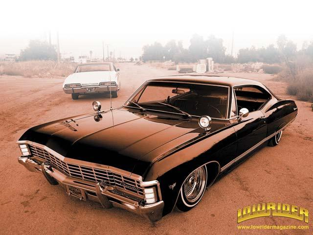 1967 Chevy Impala Lowrider