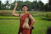 Tanvi vyas Latest Photos in Half Saree-thumbnail-1