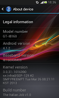 Cara Upgrade Samsung Galaxy Ace 2 ke JellyBean