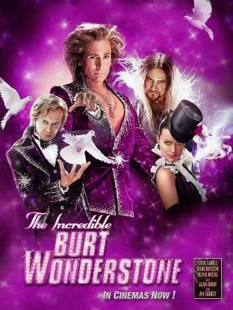 """Ringkasan sinopsis film komedi """"The Incredible Burt Wonderston""""."""