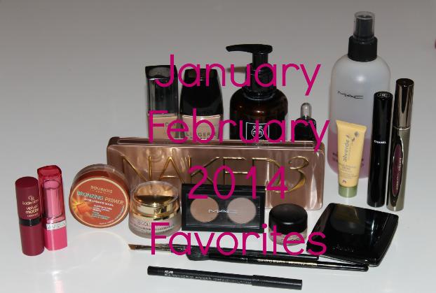 January - February 2014 Favorites