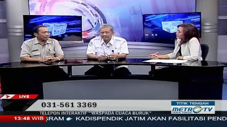 Frekuensi siaran Metro TV Mpeg4 di satelit Palapa D terbaru