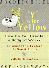 'Y' is for Yellow