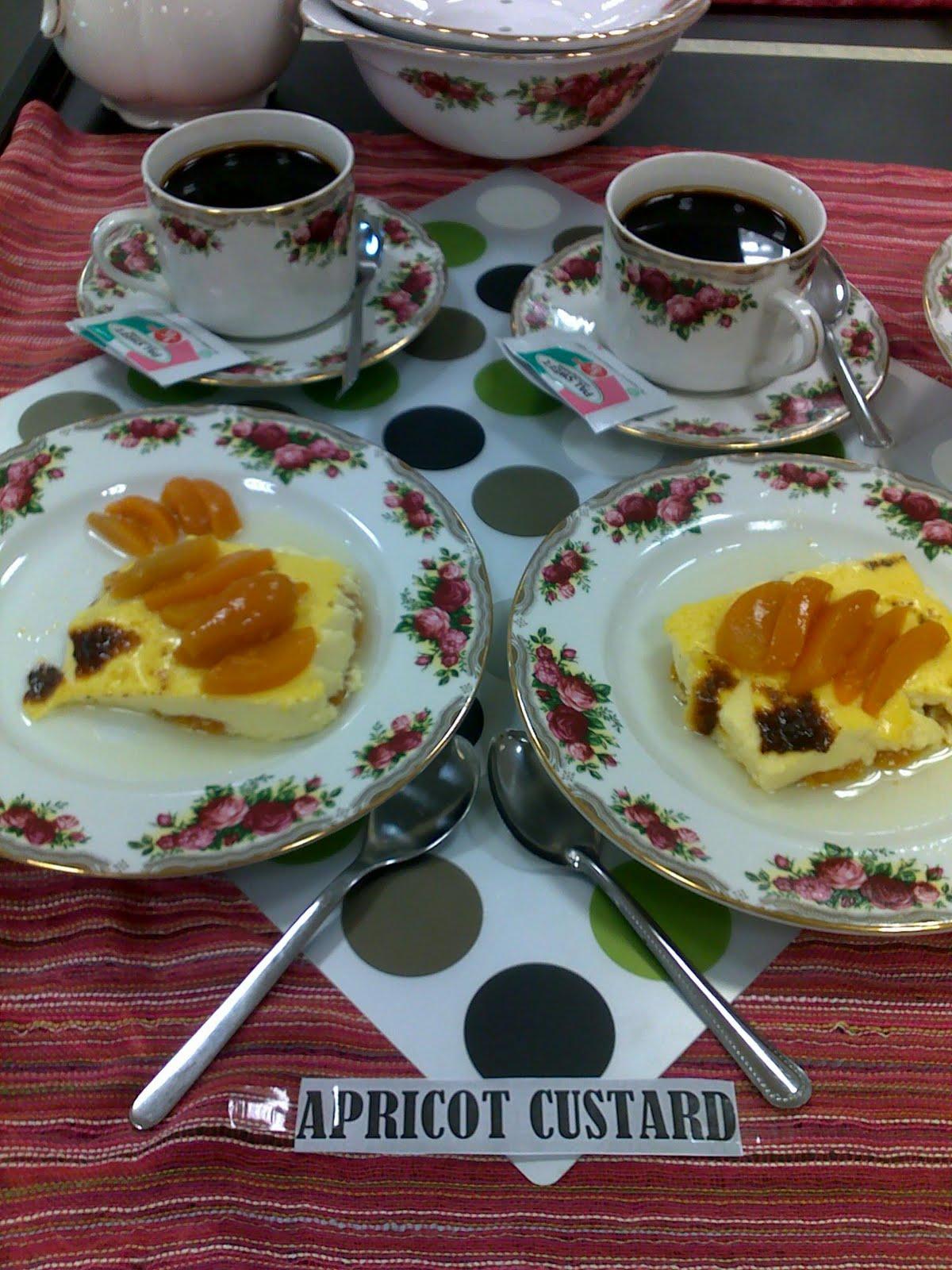 Hells Kitchen Dessert First