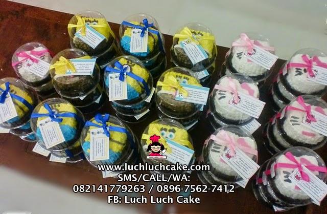 Mini Cake Souvenir Ulang Tahun Untuk Anak