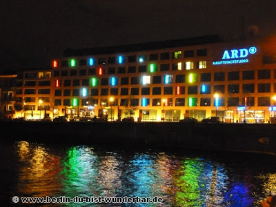 fetival of lights, berlin, illumination, 2012, ard